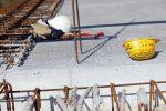 Incidente sul lavoro a Messina, il Comune sospende i cantieri di servizi