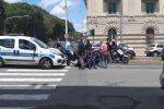 Messina, investita da un'auto mentre attraversa sulle strisce: ferita una donna - Foto