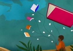 «La Lettura», viaggio nel Salone del Libro di Torino Cosa c'è nel numero speciale del supplemento, a 72 pagine, in edicola nel weekend e fino all'11 maggio - Corriere Tv