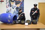 Sorpreso con 3 chili di marijuana: arrestato a Crotone