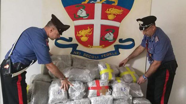 arresto, marijuana, terme vigliatore, Messina, Sicilia, Cronaca