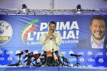 Salvini ringrazia per il voto e agli alleati: non chiederemo altre poltrone