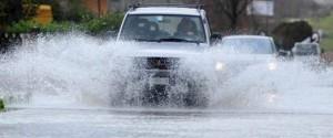 Il maltempo spaventa il Sud, in Sicilia e Calabria rischio alluvioni e allagamenti