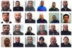 Mafia, condanne per oltre un secolo e mezzo ai clan di Palermo - Nomi e foto