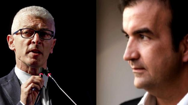complotto, morra antimafia, occhiuto cosenza, Mario Occhiuto, Nicola Morra, Cosenza, Calabria, Politica