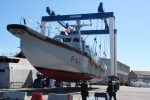 """Messina, presentata la nave """"Tullio Tedeschi"""": solcherà i mari contro i traffici illeciti"""