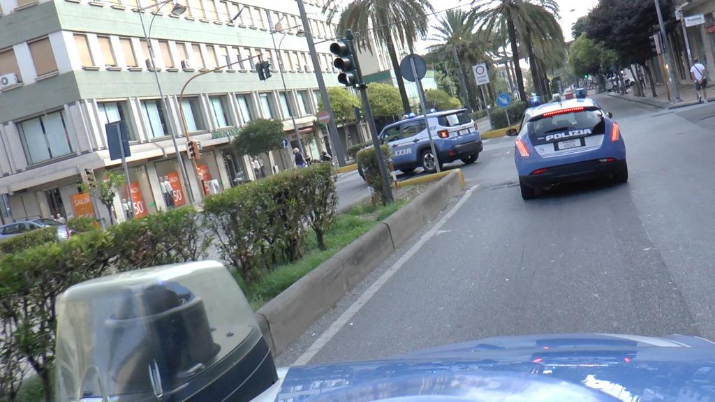 """Operazione """"Quartieri Sicuri"""", Controlli A Messina: 5"""