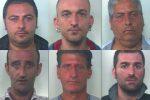 Rete di spaccio di droga a Lamezia Terme, pene ridotte in appello - Nomi e foto
