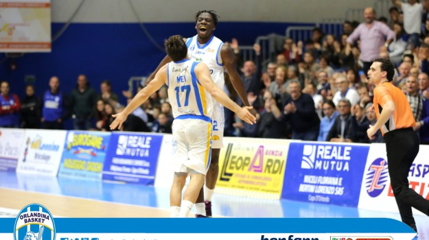 basket, orlandina, playoff, Messina, Sicilia, Sport