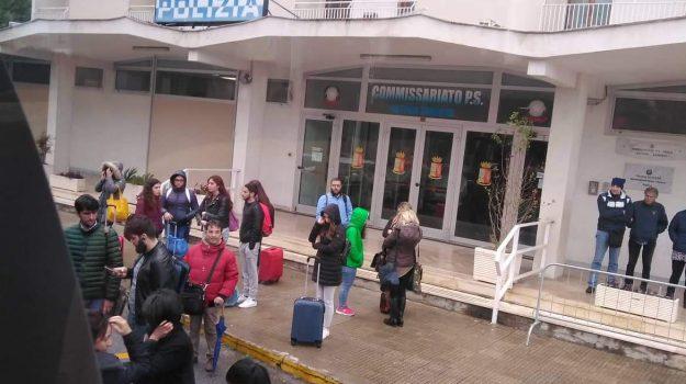cosenza, Galleria Santomarco, paola, trasporti, Sicilia, Cosenza, Calabria, Cronaca
