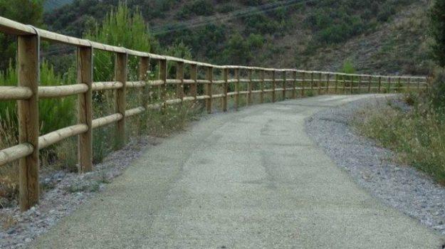 castrovillari, pista ciclopedonale, riapertura, Cosenza, Calabria, Cronaca