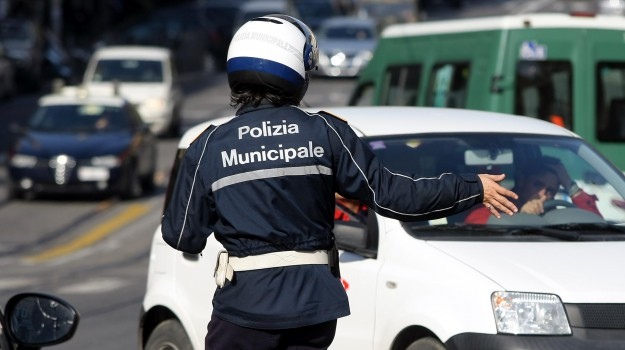 Corpus Domini, polizia municipale, processioni Messina, vascelluzzo, viabilità, Messina, Sicilia, Cronaca