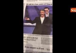 Rai, ironia di Fiorello: «Solo 17mila euro per 2 minuti? Se ne sto lontano un motivo ci sarà» Fiorello sul suo profilo Facebook - Agenzia Vista/Alexander Jakhnagiev