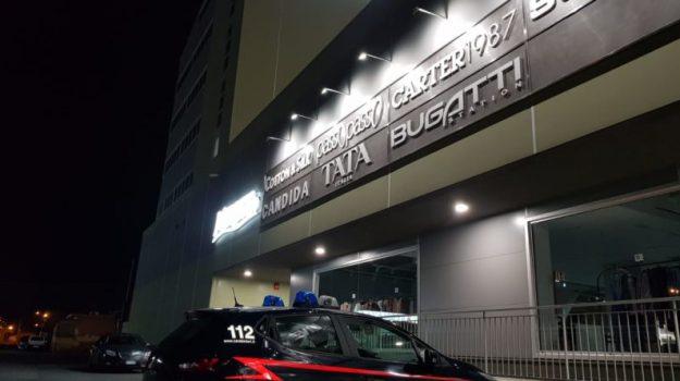 centro commerciale maregrosso, messina, rapina iper sigma, Messina, Sicilia, Cronaca
