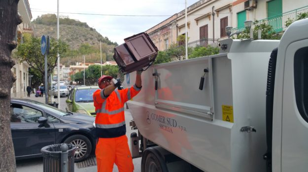 capo d'orlando, raccolta rifiuti, Messina, Sicilia, Cronaca