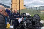 Emergenza rifiuti abbandonati a Patti, scattano i controlli