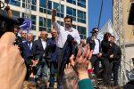 Europee, la visita di Salvini non placa le mille rivalità della Lega in Calabria