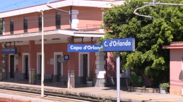 capo d'orlando, messina, treni, Messina, Sicilia, Cronaca