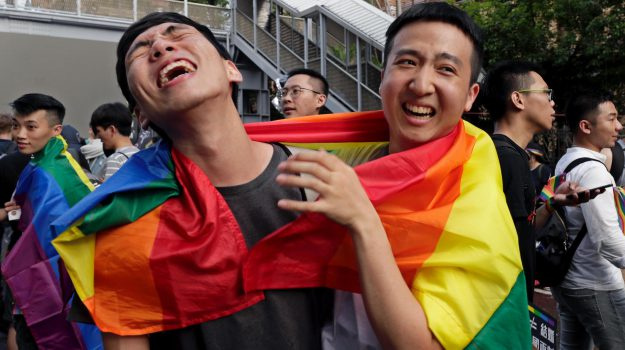 matrimoni gay, taiwan, unioni civili, Sicilia, Mondo