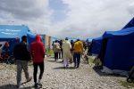 Reggio, pochi migranti nella tendopoli di San Ferdinando: si va verso lo smantellamento