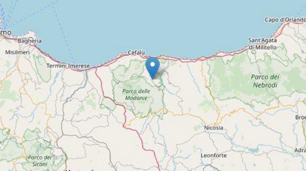 terremoto madonie, Sicilia, Cronaca