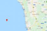 Lieve scossa di terremoto fra Paola, San Lucido e Fuscaldo: paura ma niente danni