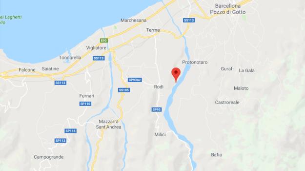 scossa terremoto nebrodi, Messina, Sicilia, Cronaca