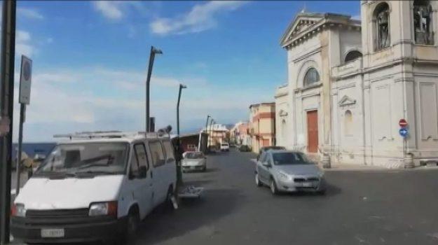 torre faro, viabilità, Messina, Sicilia, Cronaca