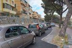 Galleria San Jachiddu chiusa per lavori, caos e traffico in tilt a Messina - Foto