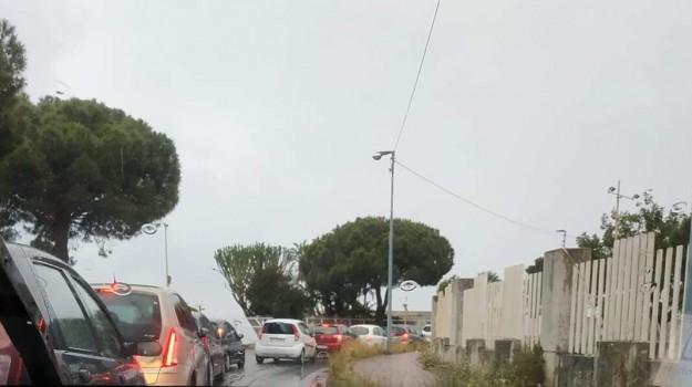 galleria san jachiddu, traffico messina, Messina, Sicilia, Cronaca