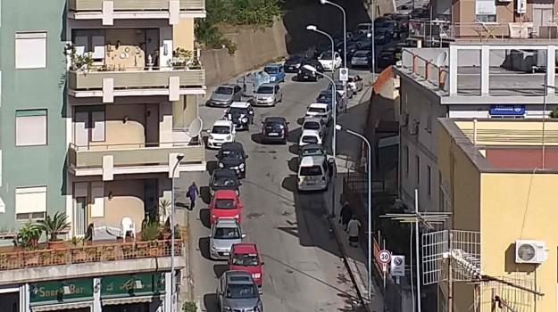 galleria san jachiddu, traffico messina, Salvatore Mondello, Messina, Sicilia, Cronaca
