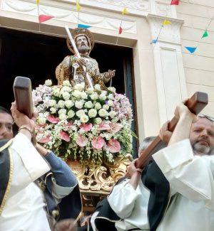 Paola, feste per onorare San Francesco a porte chiuse: messa on line