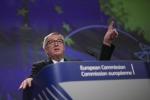 Brexit: Juncker, l'Europa non perde mai la pazienza