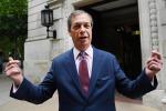 Ue: Farage, spero in un gruppo con il M5S all'Eurocamera