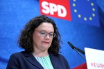 Germania: Nahles verso dimissioni da leader Spd