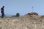 Messina, trovato un ordigno bellico nel cantiere di Zaera