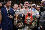 """Boxe, clamoroso Ruiz: il pugile """"paffuto"""" batte Joshua ed è campione dei pesi massimi"""