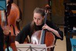 Barbara, violoncellista con Ennio Morricone
