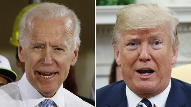 elezioni usa 2020, usa 2020, Donald Trump, Joe Biden, Sicilia, Mondo