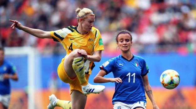 Italia-Australia, Mondiali donne, Milena Bartolini, Sicilia, Sport