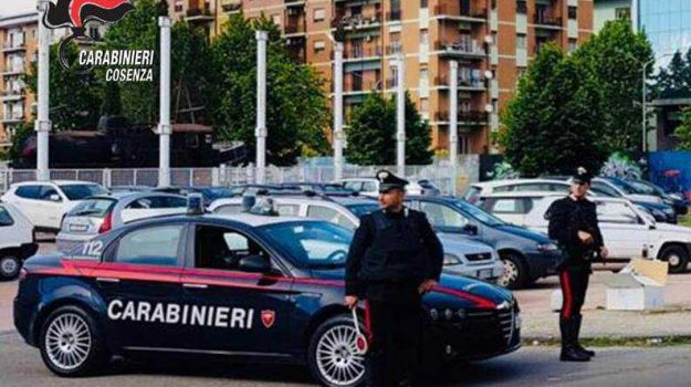 carabinieri, cosenza, evasione, spaccio di droga, Cosenza, Calabria, Cronaca