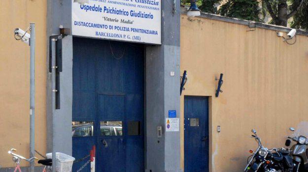carcere barcellona, Messina, Sicilia, Cronaca