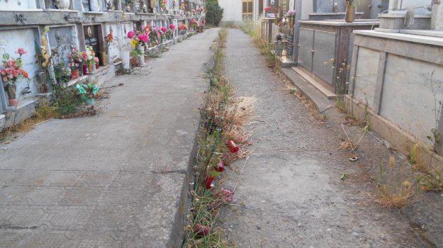 tombe cimitero locri, tombe sparite, giovanni calabrese, Reggio, Calabria, Cronaca