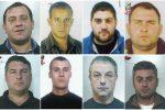 La lunga scia di 14 omicidi, colpo alla mafia di Barcellona: 8 condannati - Nomi e foto