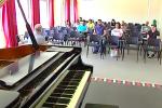 Conservatorio Corelli di Messina, a giorni l'inaugurazione dell'area concerti all'aperto