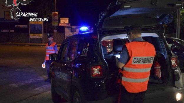 cinque denunce, Controlli a tappeto, guida in stato di ebbrezza, taurianova, Reggio, Calabria, Cronaca
