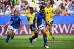 Mondiali donne, la nazionale italiana a valanga sulla Giamaica: 5-0