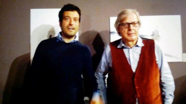 i mille di Sgarbi, Daniele Rizzuti, Vittorio Sgarbi, Catanzaro, Calabria, Cultura