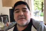 "Maradona smentisce le voci: ""Non ho l'Alzheimer, non sto morendo"""