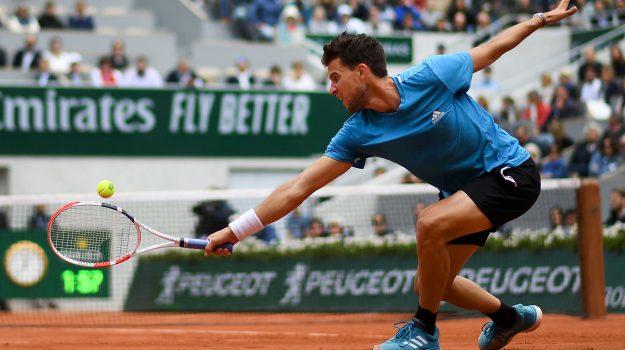 roland garros, tennis, Dominic Thiem, Novak Djokovic, Rafa Nadal, Sicilia, Sport